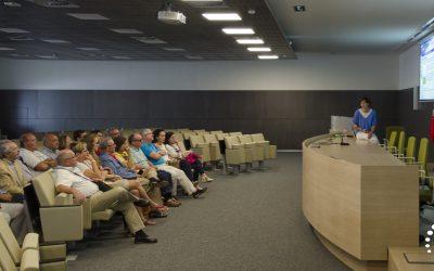 Nos Visitó el Club Rotario de Camargo
